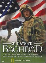 National Geographic: 21 Days to Baghdad
