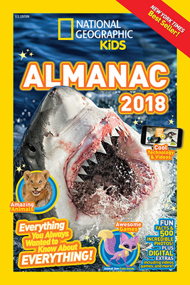 National Geographic Kids Almanac 2018 - National Geographic Kids