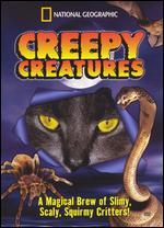National Geographic Kids: Creepy Creatures -