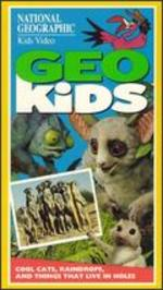 National Geographic Kids: Geokids - Cool Cats, Rain Drops and Holes