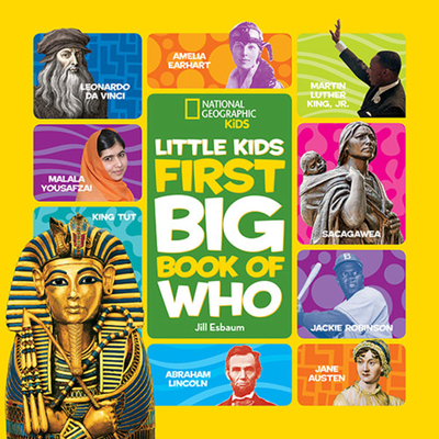 National Geographic Little Kids First Big Book of Who - Esbaum, Jill