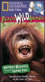 National Geographic Really Wild Animals: Monkey Business and Other Family Fun