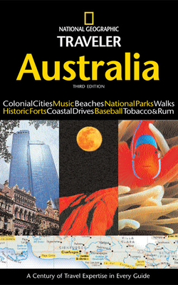 National Geographic Traveler: Australia - Smith, Rolf