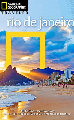 National Geographic Traveler: Rio de Janeiro - Sommers, Michael