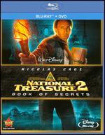 National Treasure 2: Book of Secrets [2 Discs] [Blu-ray/DVD]