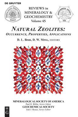 Natural Zeolites - Bish, David L (Editor), and Ming, Douglas W (Editor)