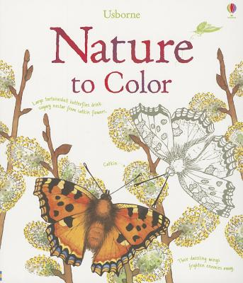 Nature to Color - Meredith, Susan, and Cullis, Megan, and Hussain, Nelupa (Designer)