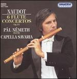 Naudot: Flute Concertos