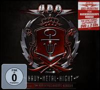 Navy Metal Night - U.D.O.