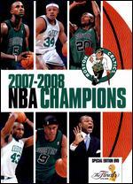 NBA: 2007-2008 Champions - Boston Celtics
