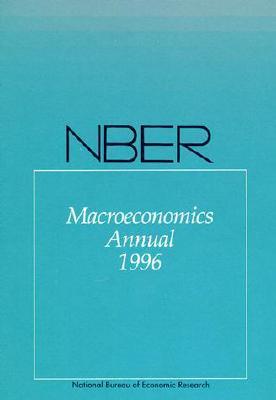 Nber Macroeconomics Annual 1996 - Bernanke, Ben (Editor), and Rotemberg, Julio J (Editor)