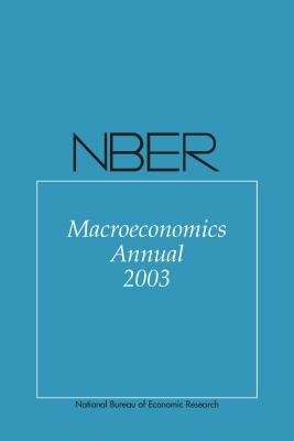 NBER Macroeconomics Annual: National Bureau of Economic Research - Gertler, Mark (Editor), and Rogoff, Kenneth (Editor)