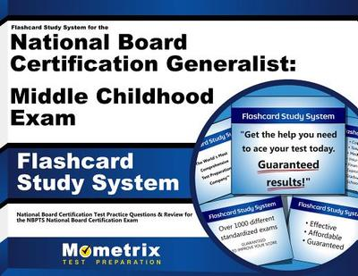 Nbpts Generalist: Middle Childhood Flashcard Study System: Nbpts Test Practice Questions & Exam Review for the National Board Certification Exam - Editor-Nbpts Exam Secrets