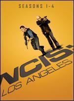 NCIS: Los Angeles - Seasons 1-4