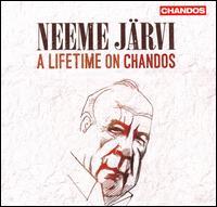 Neeme Järvi: A Lifetime on Chandos - Aleksei Kiseliov (cello); Alexandre Emard (cor anglais); Amanda Roocroft (soprano); Christopher Bouwman (oboe);...