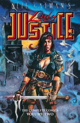 Neil Gaiman's Lady Justice #2 - Henderson, C J