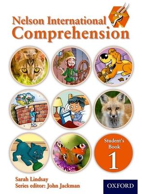 Nelson Comprehension International Student's Book 1 - Wren, Wendy, and Jackman, John (Editor)