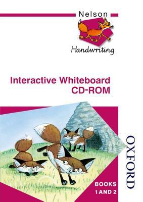Nelson Handwriting Whiteboard Cd Rom 1 & 2 Level - Warwick, Anita