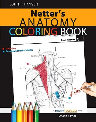 Netter\'s Anatomy Coloring Book: With Student Consult Access book by ...