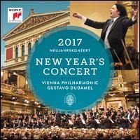 Neujahrskonzert / New Year's Concert 2017 - Vienna Boys' Choir (choir, chorus); Wiener Philharmoniker; Gustavo Dudamel (conductor)
