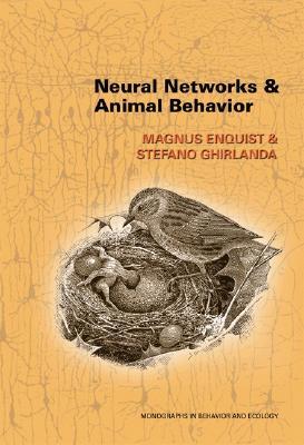 Neural Networks and Animal Behavior - Enquist, Magnus