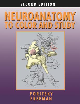 Neuroanatomy to Color and Study - Poritsky, Ray, and Freeman, Barbara K