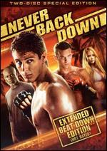 Never Back Down [2 Discs] [Special Edition]