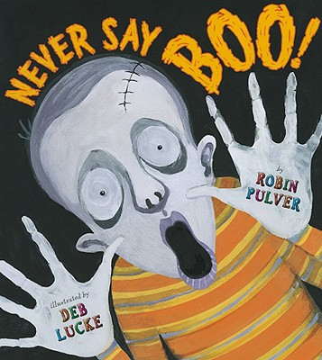 Never Say Boo! - Pulver, Robin