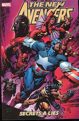 New Avengers: Secrets and Lies Vol. 3 - Bendis, Brian Michael (Text by), and Finch, David (Illustrator), and Cho, Frank (Illustrator)