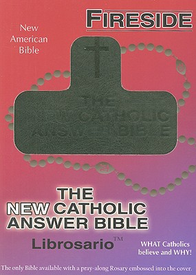 New Catholic Answer Bible-Nab-Large Print - Fireside Catholic Publishing (Creator)