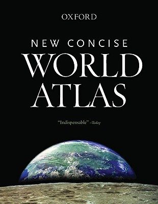 New Concise World Atlas - Oxford University Press (Creator)