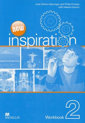 New Edition Inspiration Level 2: Workbook - Gomm, Helena
