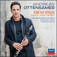 New Era - Albrecht Mayer (cor anglais); Andreas Ottensamer (clarinet); Andreas Ottensamer (basset horn); Emmanuel Pahud (flute);...