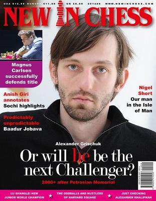 New in Chess Magazine 2014/8 - Ten Geuzendam, Dirk Jan (Editor)