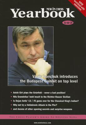 New in Chess Yearbook 107: The Chess Player's Guide to Opening News - Sosonko, Genna