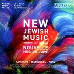 New Jewish Music, Vol 1: Azrieli Music Prize