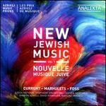 New Jewish Music, Vol 1: Azrieli Music Prize