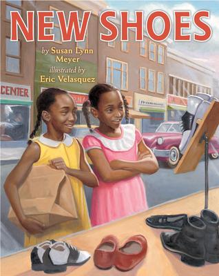 New Shoes - Meyer, Susan Lynn