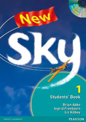 New Sky Student's Book 1 - Abbs, Brian, and Freebairn, Ingrid, and Kilbey, Liz