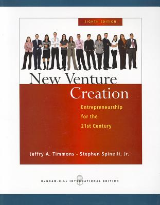 a literary analysis of the new venture creation by jeffry a timmons Pdf | new venture creation: entrepreneurship for the 21st century, canadian edition, addresses the needs of upper-level entrepreneurship and new venture courses timmons provides strong.