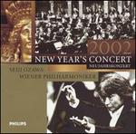 New Year's Concert 2002