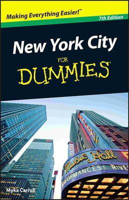 New York City for Dummies - Carroll, Myka