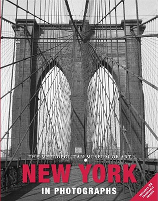 New York in Photographs: Includes 24 Framable Images - Metropolitan Museum of Art
