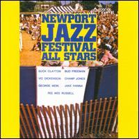Newport Jazz Festival All Stars - Newport Jazz Festival All Stars