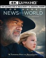 News of the World [Includes Digital Copy] [4K Ultra HD Blu-ray/Blu-ray]