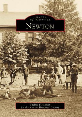 Newton - Fleishman, Thelma, and Newton Historical Society