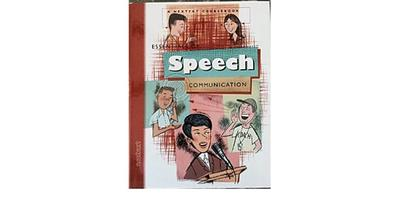 Nextext Coursebooks: Essentials of Speech Communication Grades 6-12 - Franklin, Sharon, and McDougal Littel (Prepared for publication by), and Houghton Mifflin Company (Producer)