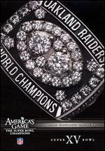 NFL: America's Game - 1980 Oakland Raiders - Super Bowl XV