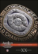 NFL: America's Game - 1985 Chicago Bears - Super Bowl XX