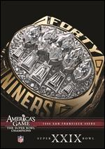 NFL: America's Game - 1994 San Francisco 49ers - Super Bowl XXIX -